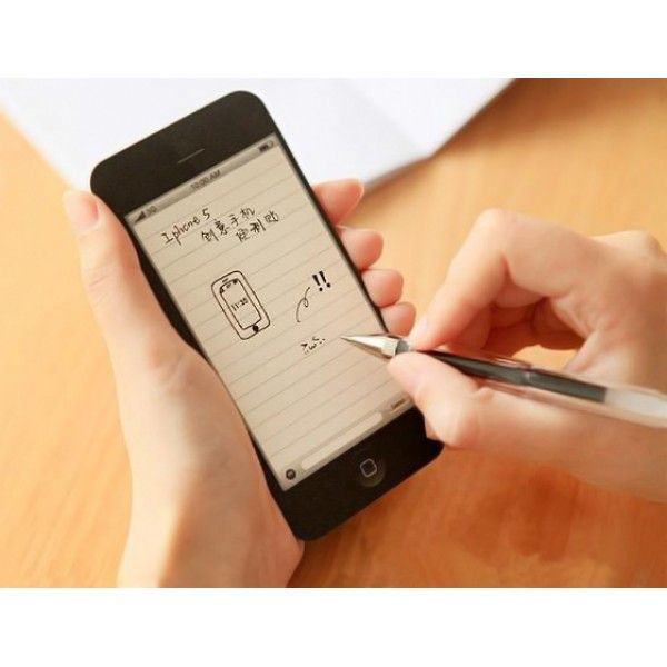 iMemo iPhone Görünümlü Not Defteri