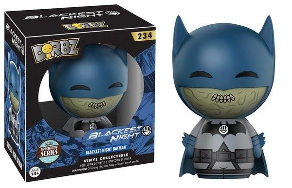 Dorbz Specialty Series Exclusive DC: Blackest Night - Batman
