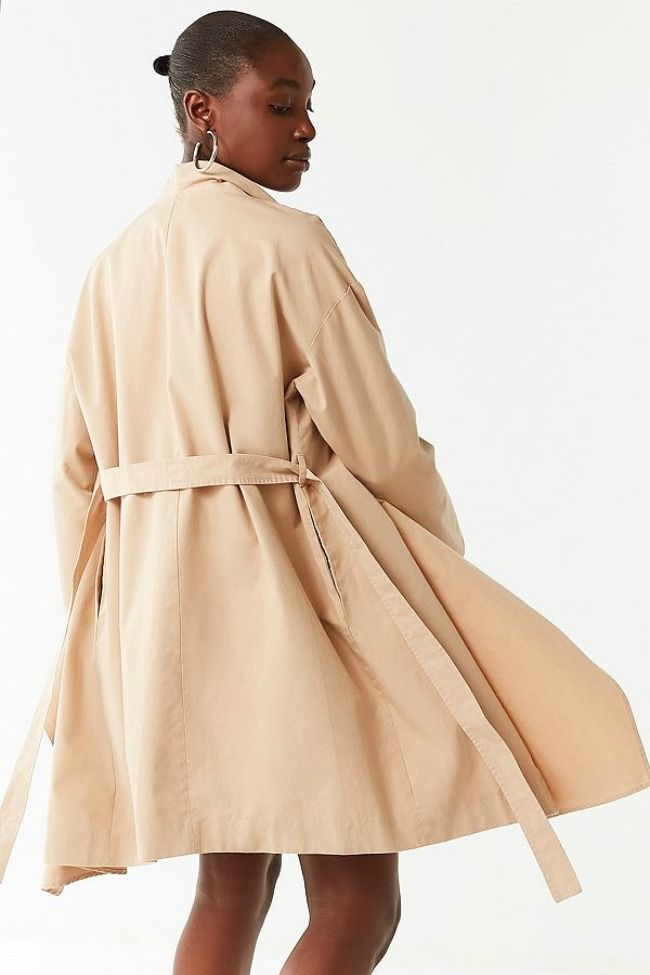 The 11 Best Jackets For Fall Belted Duster Coat Belted Duster Fashion