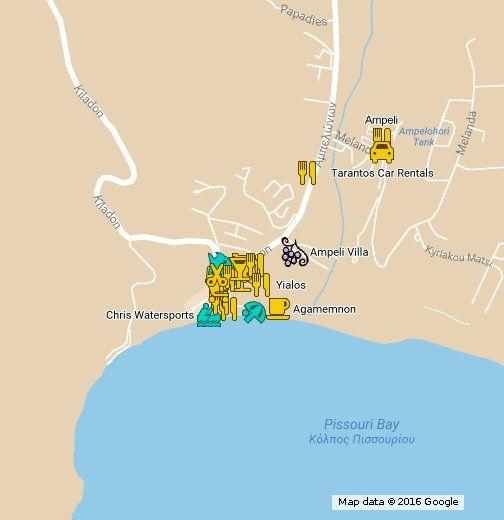 Interactive Map of Pissouri Bay #pissouribaymap #pissouribay #ampelivilla https://plus.google.com/+PissouribayCyp/posts/jhqdqqQBNMv