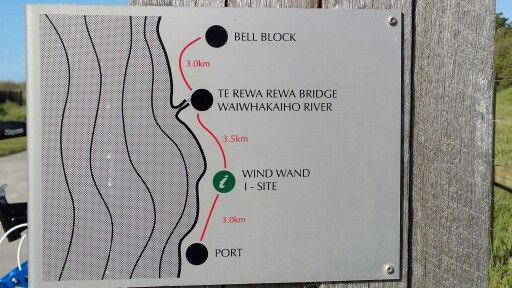 Coastal Walkway - from Port to Bell Block