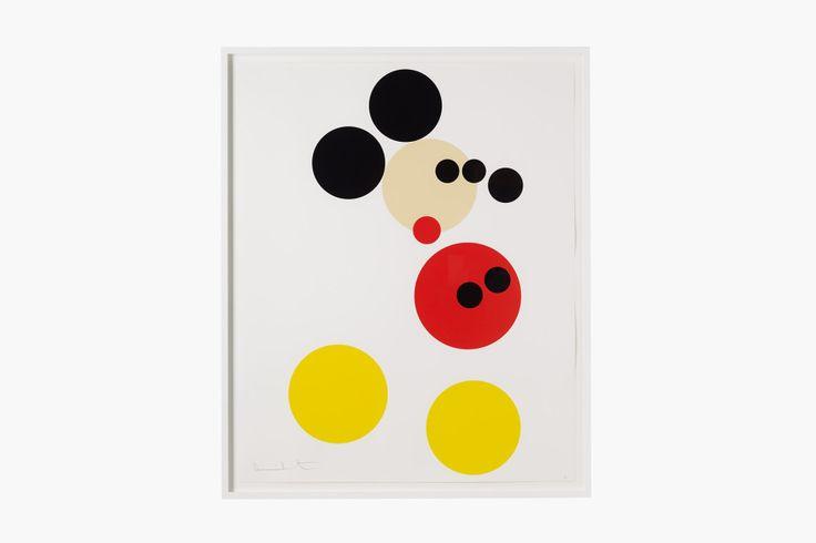 Damien Hirst Mickey Print Other Criteria