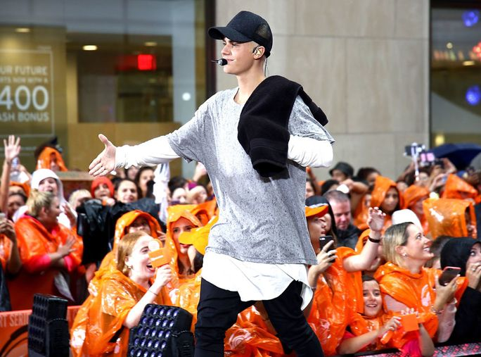 Justin Bieber is back and better than ever.