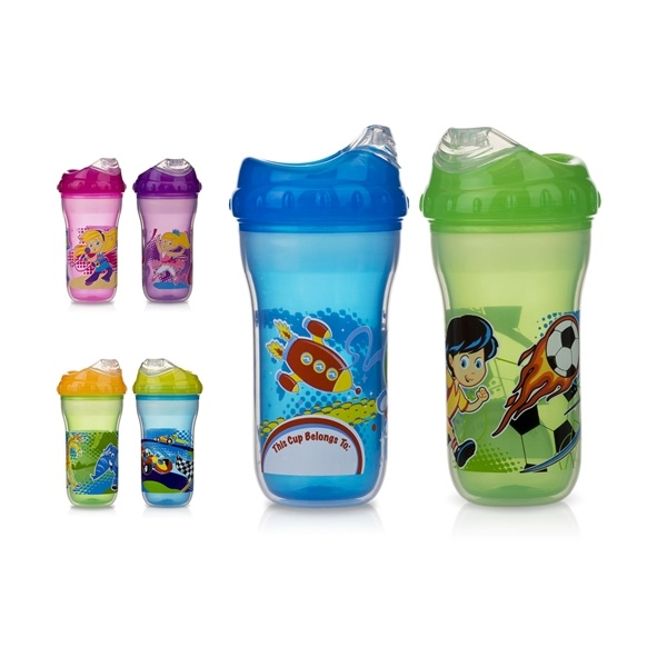 Nuby Insulated Cool Sipper Beaker
