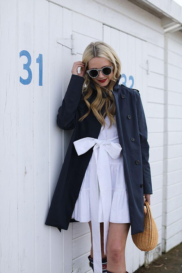 Atlantic Pacific // San Francisco Fashion Blog Aether Trench