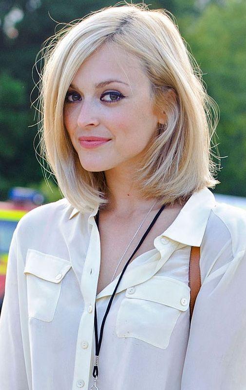 セミロングボブかわいいLatest Hair Trends for Women   World's Best Hairstyles--not many hairstyles but I like this one