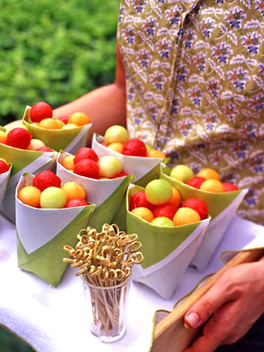 Have a Beautiful Week! + Fruit Summer Snack