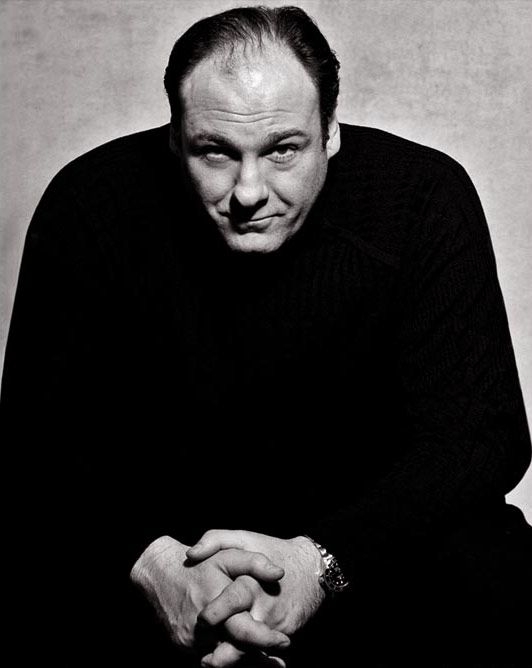 James Gandolfini, who played one of my favorite characters of all time..Tony Soprano.  .Rest in Peace