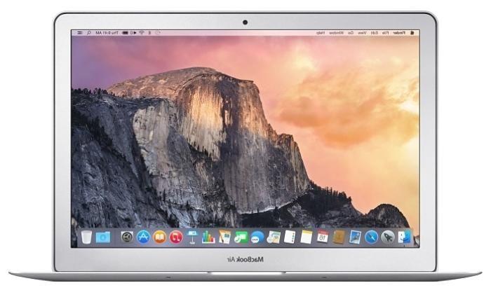 Ноутбук Apple MacBook Air 13 8Gb 128Gb (MMGF2RU/A)
