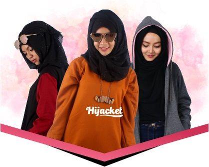 Jual hijacket jaket wanita muslimah online   +6285803661666   Indonesia - Malaysia