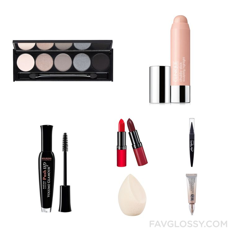 Beauty Mix & Match Featuring Witchery Eyeshadow Clinique Bourjois Mascara And Rimmel Lipstick From October 2016 #beauty #makeup