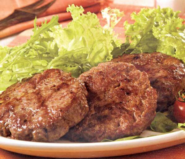 Hamburguesas de carne y jamón | El Chef dice