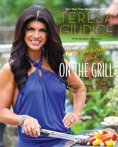 Real Housewives of New Jersey Star Gets Fancy in the Kitchen