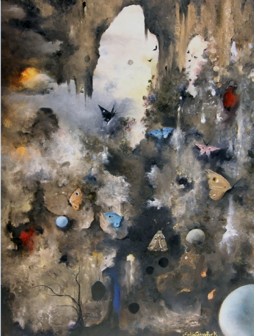 Selim Güventürk- Butterfly effect -3