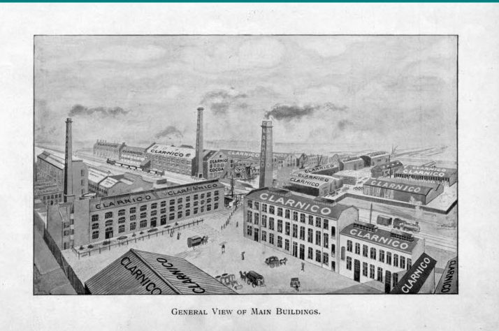 clarino sweet factory