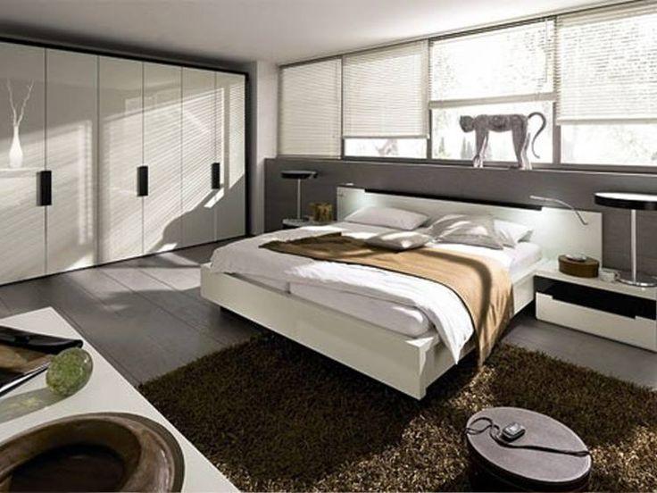 lighting idea for modern elegant bedroom - Elegant Bedroom Ideas