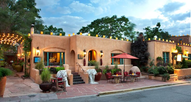 When you travel as much as I do, it takes quite a bit for a hotel to make an impression. But Inn of the Five Graces, a hotel in Santa Fe, does it for me.