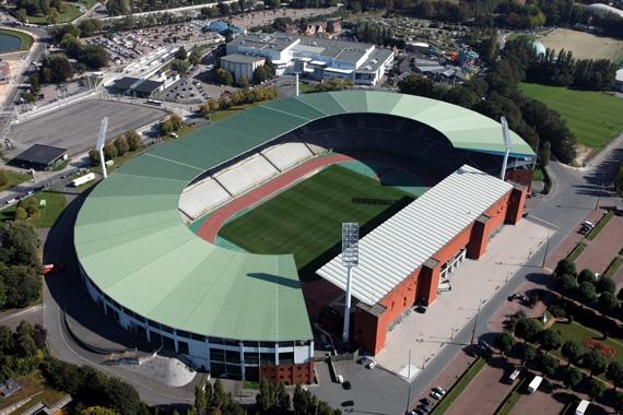König-Baudouin-Stadion (46.000)- Bruselas