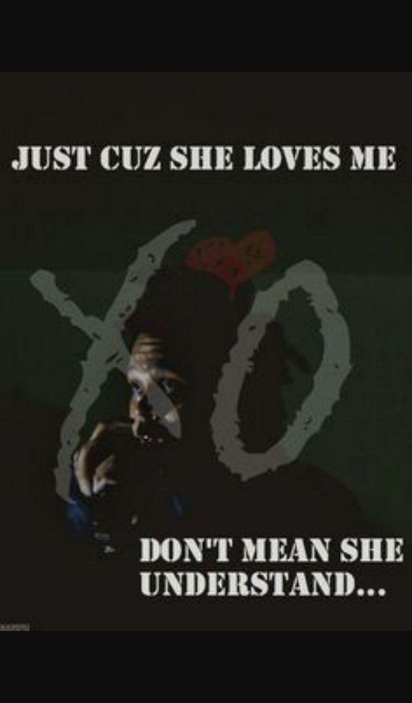 Lyric enemy the weeknd lyrics : 56 best The Weeknd lyrics images on Pinterest   Music lyrics ...