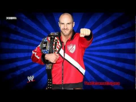 "2012: Antonio Cesaro 3rd and New WWE Theme Song ""Miracle"""