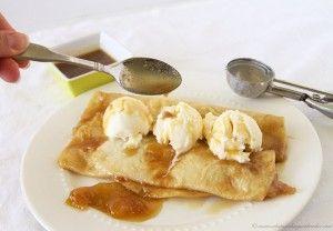 Apple Pie Enchiladas - substitute with homemade apple pie filling