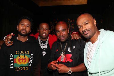 PHOTOS: Yo Gotti NORE Zaytoven Big Tigger attend The House of Rémy Martin Producers Series Season 4 Finale at Tao Las Vegas