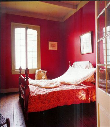 Red Bedroom Paint 41 best full spectrum paints images on pinterest | paint colors