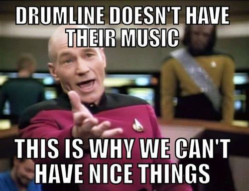 star trek marching band meme - @Zach Evers Evers Evers harris