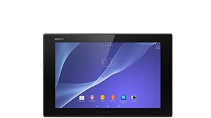 The Xperia™ Z2 Tablet is Sony's latest premium Quad-core tablet and is also the world's slimmest and lightest.