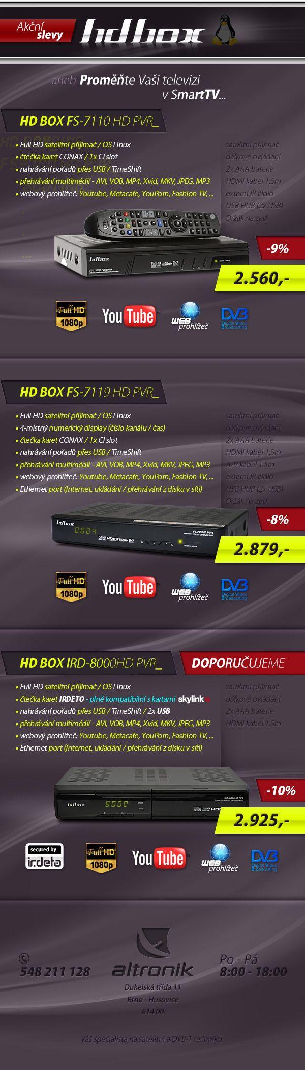 HD-BOXy - newsletter