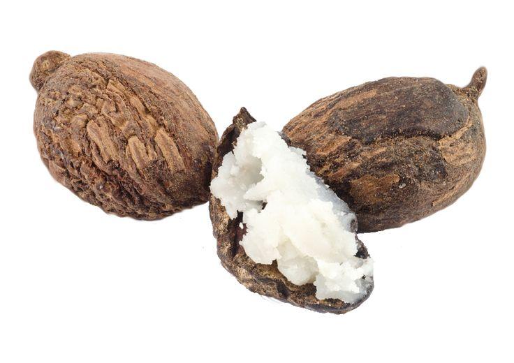 propriedades manteiga  de karite