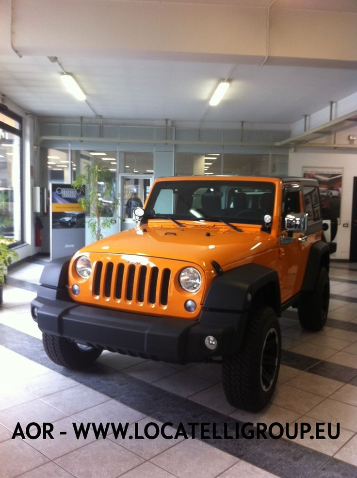 AOR - La tua Jeep personalizzata da chi se ne intende