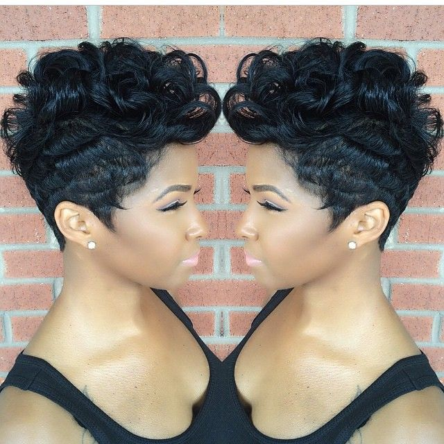 pictures of black short haircuts 177 best ideas about hair on stylists bobs 4647 | 5e7266f197d4647f0d055aa8074d39cc