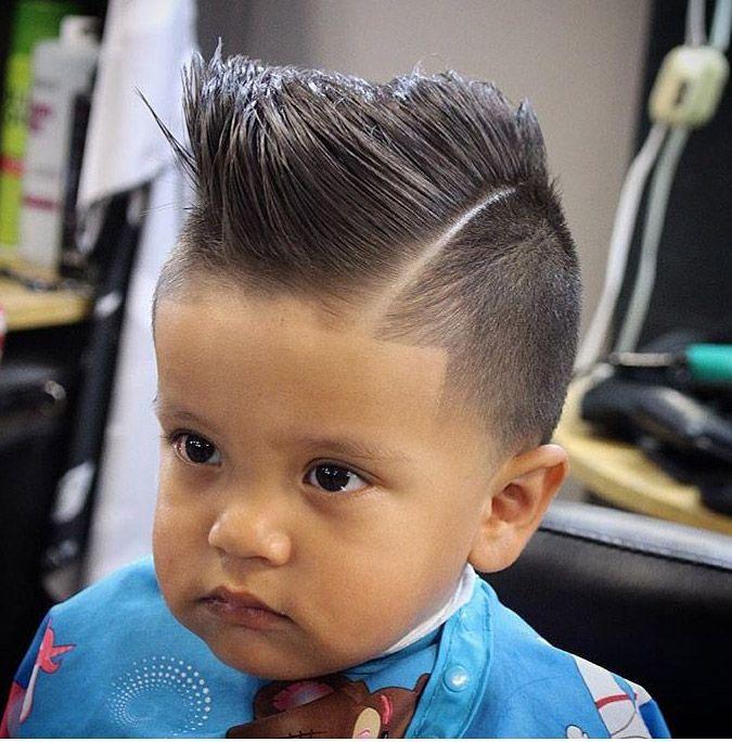 Pompadour Haircut Toddler : Best ideas about modern pompadour on side