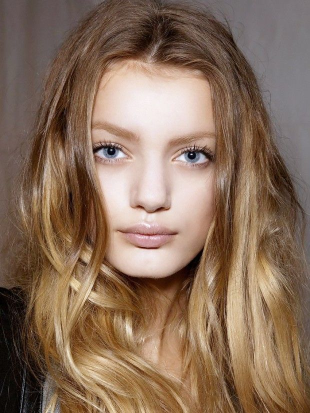 How To Make Your Lips Look Twice as Full: A naturally plumper pout, right this way.