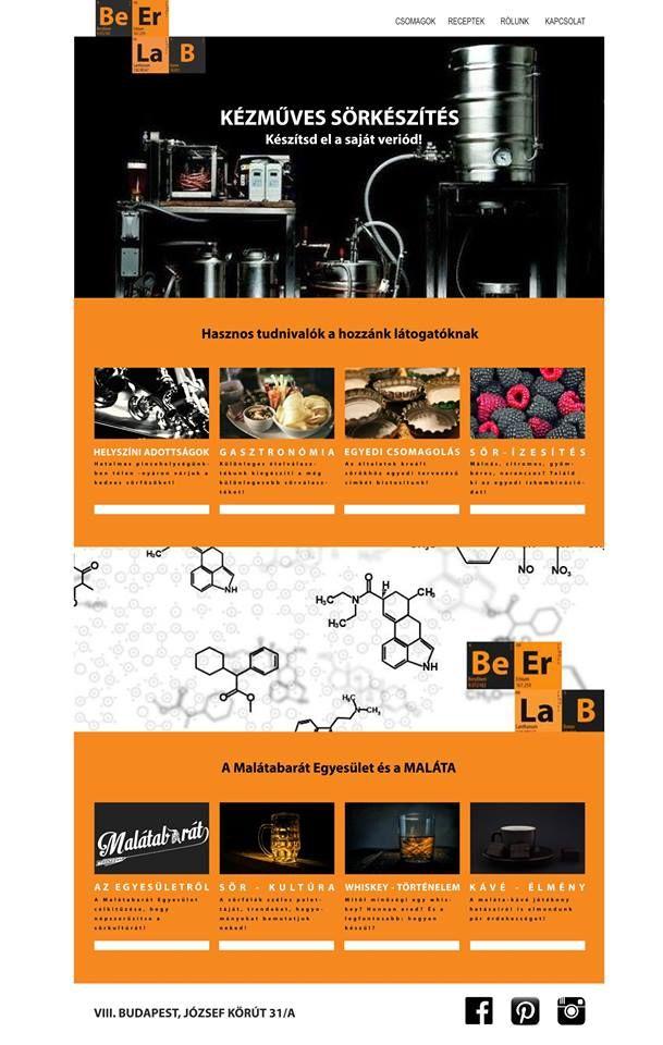 Baráth Réka - Webdesign