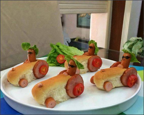 Did I Tell you Hotdogs Are Fun :)!