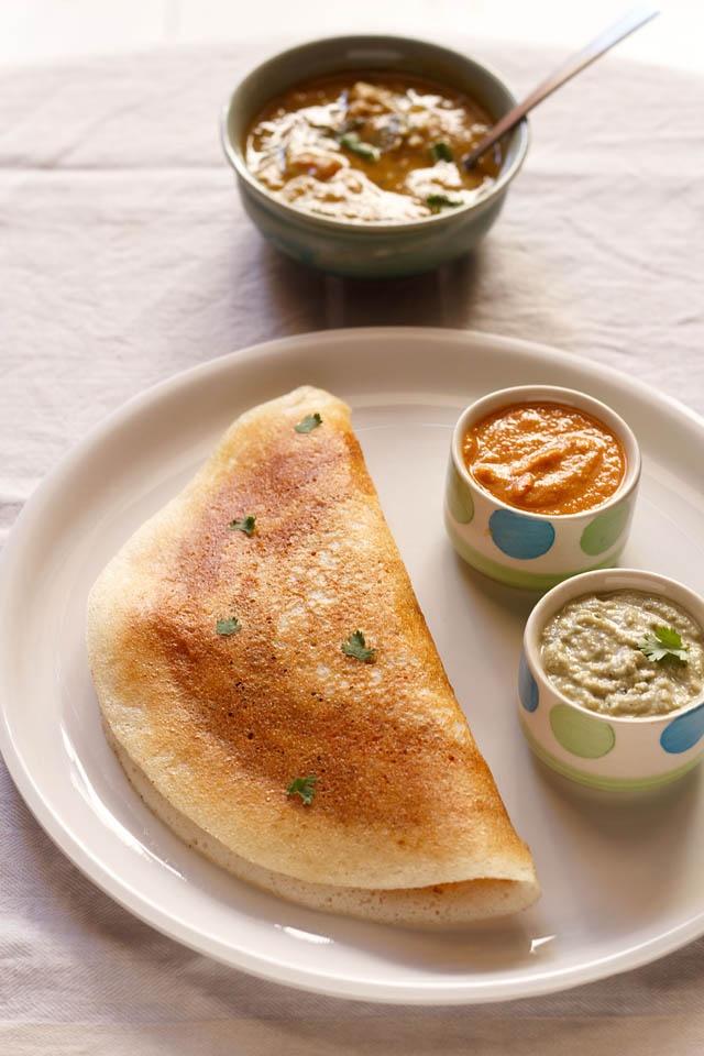mysore masala dosa | veg recipes of india