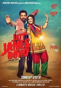 Jatt James Bond - 2014 Full Punjabi Movie Watch Online And Download HD