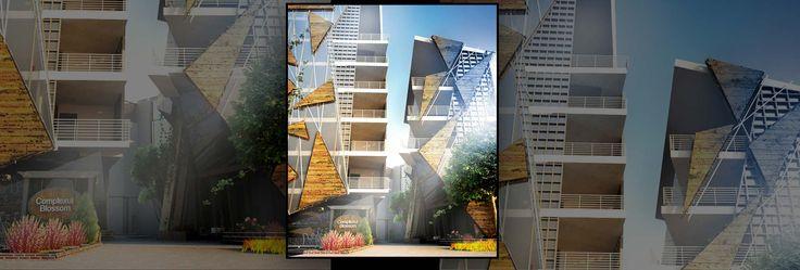 Collective Housing - Architecture Portfolio | Archviz