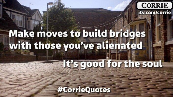 Corrie Quotes Pictures Coronation Street Picture Quotes Coronation Street Pictures