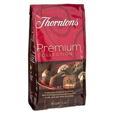 Thorntons Premium Collection Bag 86g