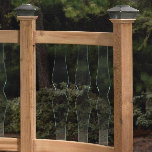 Shop Scenic Glass Deck Balusters | Deckorators
