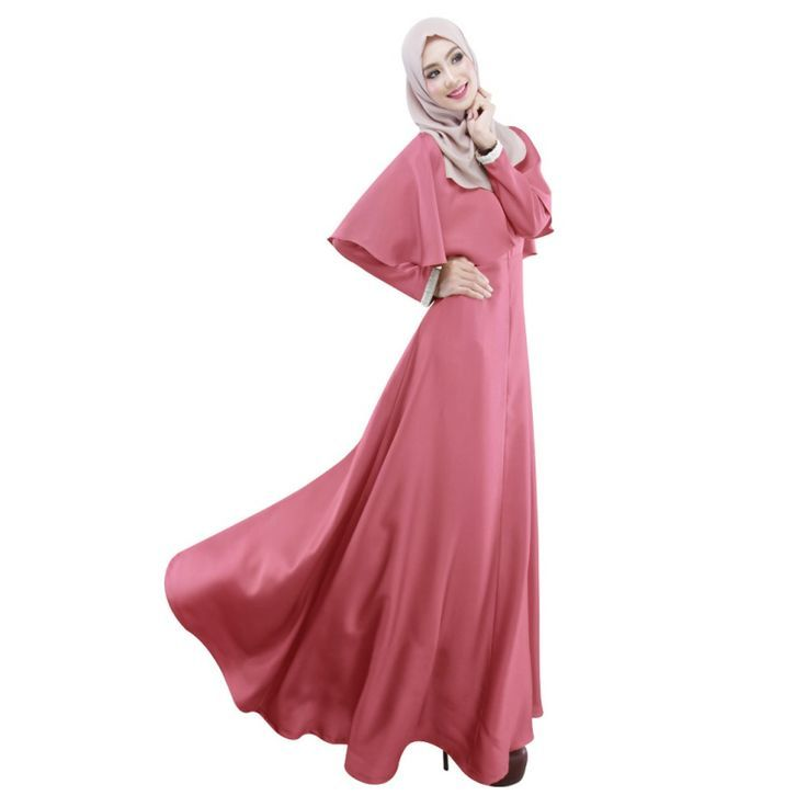 Cool Maxi Dress >> Click to Buy << Elegant Cloak Kaftan Abaya Islamic Jilbab Muslim ... Check more at http://24shop.ga/fashion/maxi-dress-click-to-buy-elegant-cloak-kaftan-abaya-islamic-jilbab-muslim/