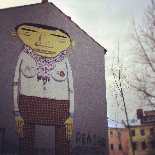 Nuovi vicini di casa #berlin