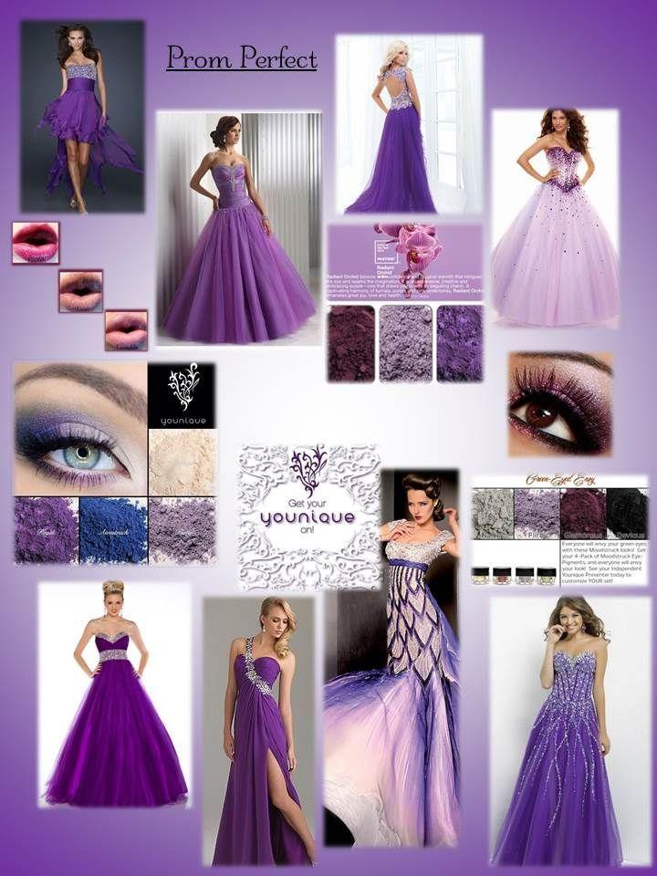 homecoming makeup for purple dress wwwimgkidcom the