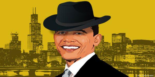 Μπαράκ Ομπάμα: Ο θείος από το Σικάγο