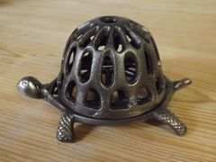turtle drain guard from my local reclamation yard!