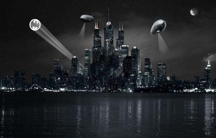 "Check out ""Gotham Quiz"" on Qzzr"