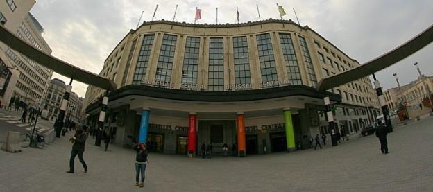 Brussels Central, Belgium